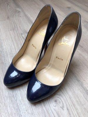 Neue originale Christian Louboutin High-Heels