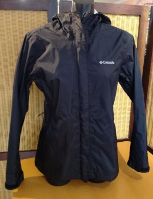 Columbia Outdoor Jacket black polyester