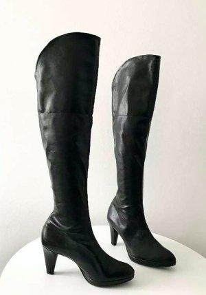 Neue Overknee Stiefel 38,5 Schaft dehnbar