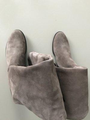 5th Avenue Hoge laarzen grijs-bruin