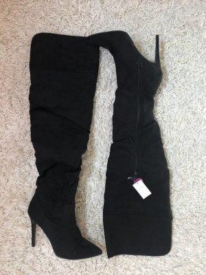 Neue Overknee Stiefel