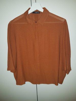 Neue oversized Bluse von Mango in L