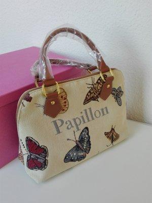 Neue Papillon Handtasche mit Henkeln