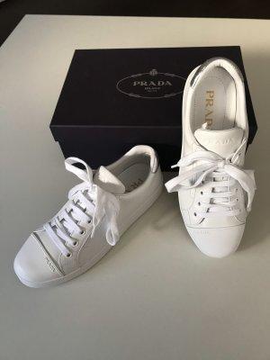 Neue Prada Sneakers Weiß