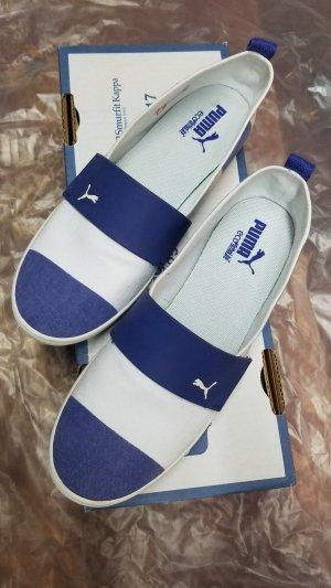 Neue PUMA Schuhe Stoffschuhe Slipper