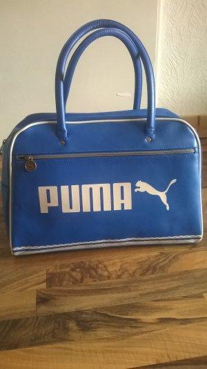 neue Puma Tasche in kobaltblau