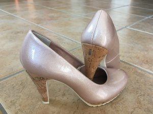 neue Pumps in rosa