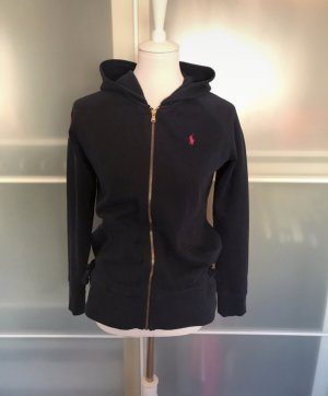 Neue Ralph Lauren Sweatshirt Jacke S Blau Pink S