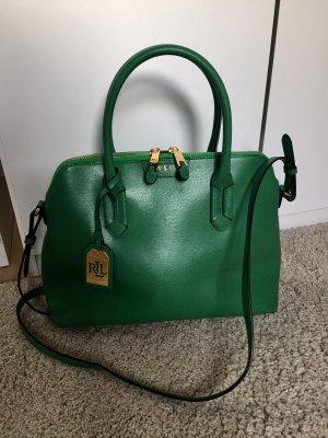 Neue Ralph Lauren Tasche Grün