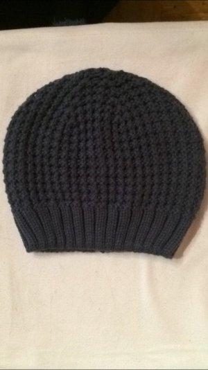 Neue rauchblaue Mütze von Accessorize