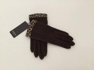 Roeckl Gloves bronze-colored wool
