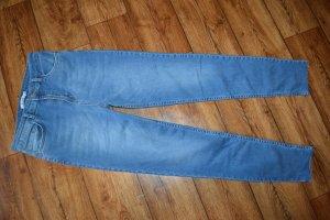 Nakd Tube jeans blauw