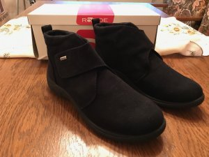 NEUE Rohde Stiefeletten Gr.38 Gr.5 schwarz Comfort Weite Schuhe