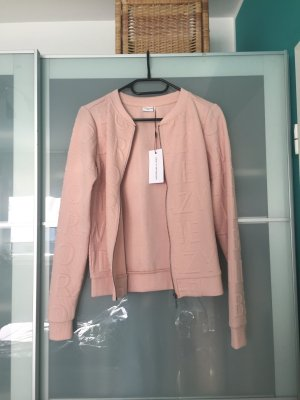 Neue rosa Only Jacke Cardigan Strickjacke