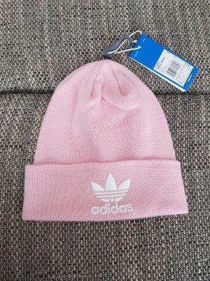 Adidas Beanie lichtroze