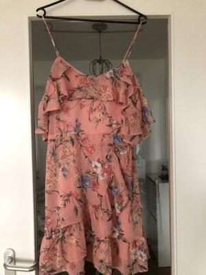 neue rosé Kleid