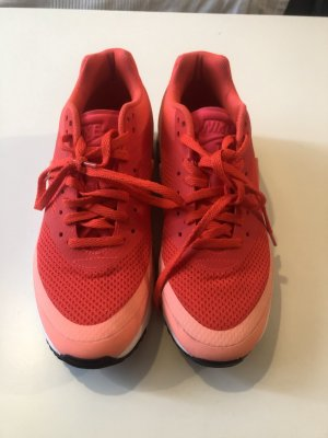 Neue rote/orange Nike AirMax Gr. 37.5