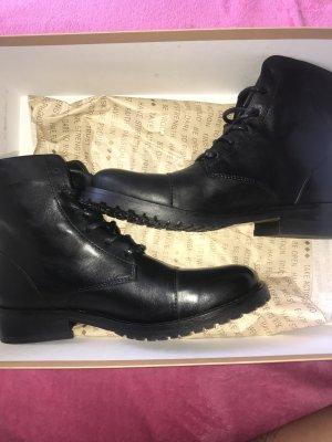 Royal republiq Lace-up Boots black