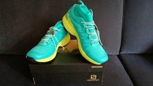 Neue Salomon XA Enduro Sneaker / Schuhe Größe 40
