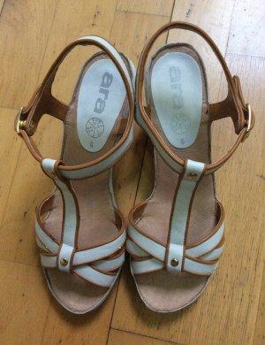 Neue Sandale von Ara
