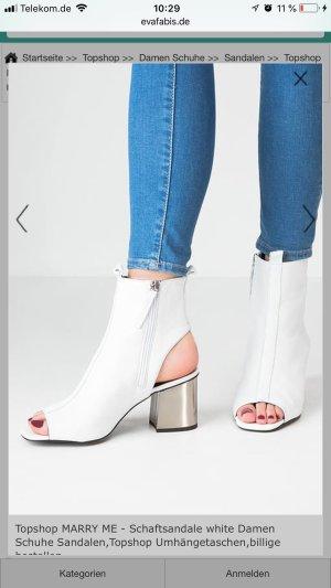 neue Sandalen aus Leder. Qualität und Stil