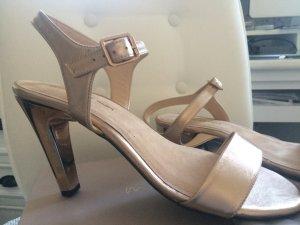 Neue Sandalen mit höhenverstellbarem Absatz (rose gold) v Mime et moi