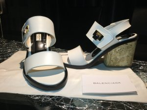 Balenciaga Sandalo romano bianco