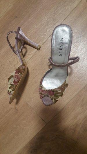 Neue Sandalen von Menbur 38