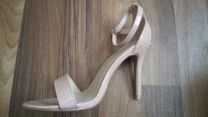 neue Sandaletten asos beige