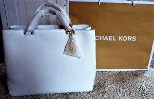 NEUE, schicke Michael Kors Tasche ANABELLE in Optik White