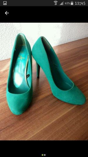 neue schicke pums high heels