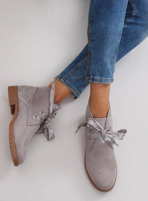 NEUE Schnürstiefel Schnürschuhe Halbschuhe Boots Stiefel Stiefeletten NC83 Biker Military Absatz Stiefel Größe 38