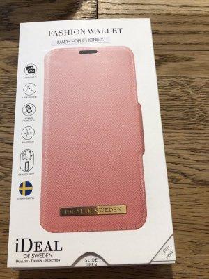 Ideal Étui pour téléphone portable rosé