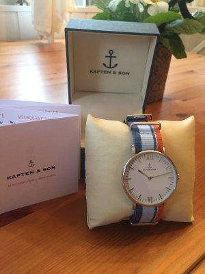 Neue, schöne Uhr von Kapten & Son
