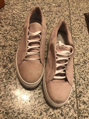 5th Avenue Sneaker stringata color oro rosa