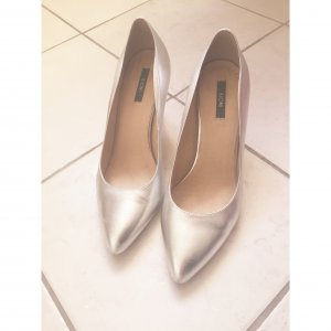Kiomi Pumps silver-colored