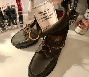 Neue Schuhe von Timberland