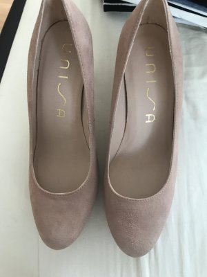 Unisa Platform Pumps rose-gold-coloured