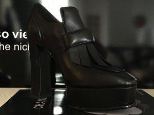 Zara Escarpins noir