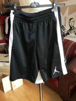 Jordan Sport Shorts black-white