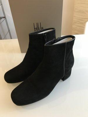 Neue schwarze Ankle Boots von Billi Bi