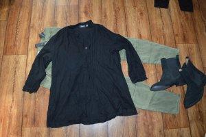 Neue schwarze Basic Bluse Gr. 40 von Mexx