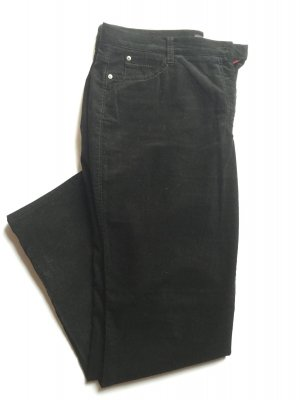 Neue schwarze Cordhose Brax Gr. 46