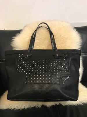 Neue schwarze GUESS Handtasche