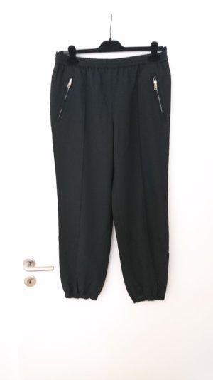 Neue schwarze Hose von PRADA IT42, DEU36