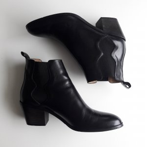 Lloyd Ankle Boots black leather