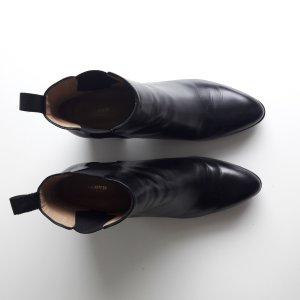 Lloyd Low boot noir cuir