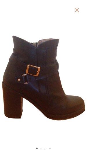 Topshop Heel Boots black