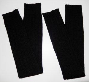 Neue schwarze Stulpen von H&M