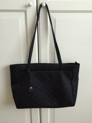 Neue, schwarze, Tasche von Aigner